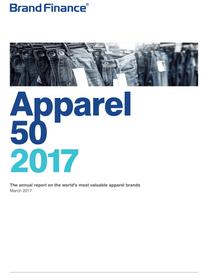 Apparel 50 2017   Rankings   Brandirectory